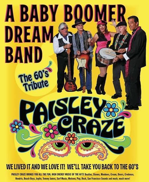 paisley craze promo