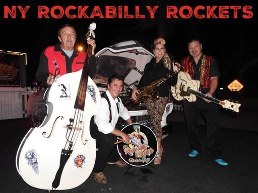ROCKABILLY ROCKETS 1
