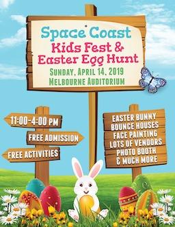 2019 Melbourne Kids Fest and Easter Egg Hunt