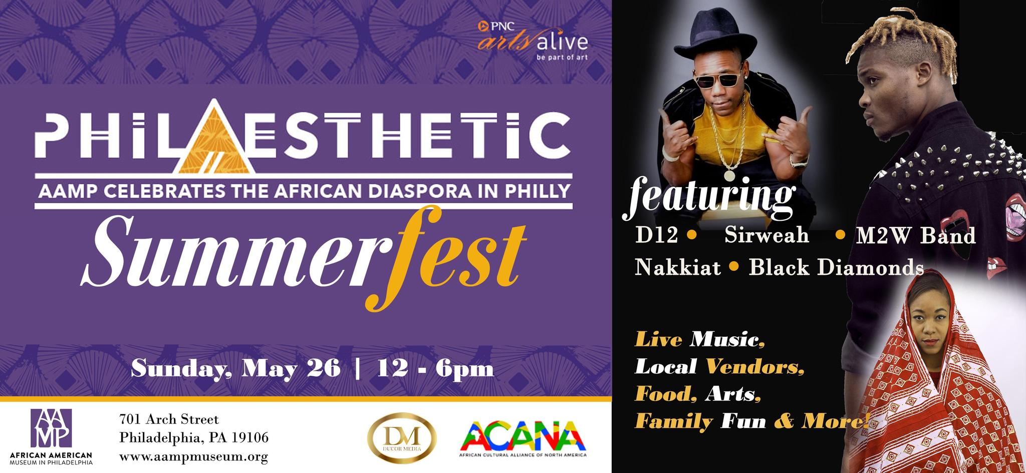 PhilAesthetic Summerfest Banner