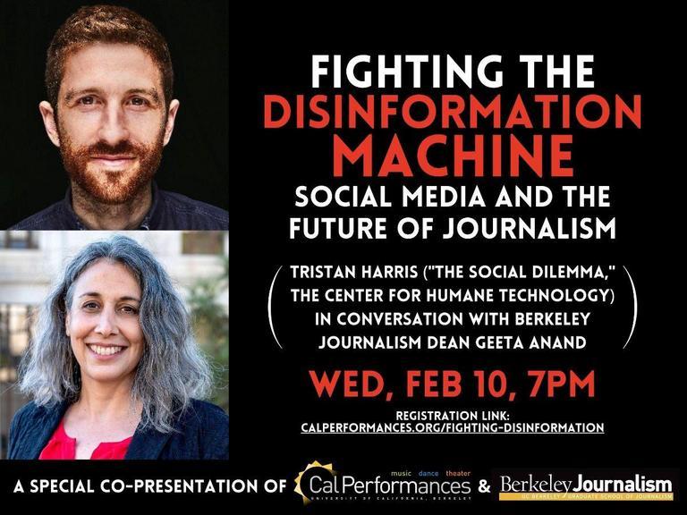 Fighting the Disinformation Machine @ Online