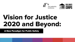 Vision for Justice Summit @ Online