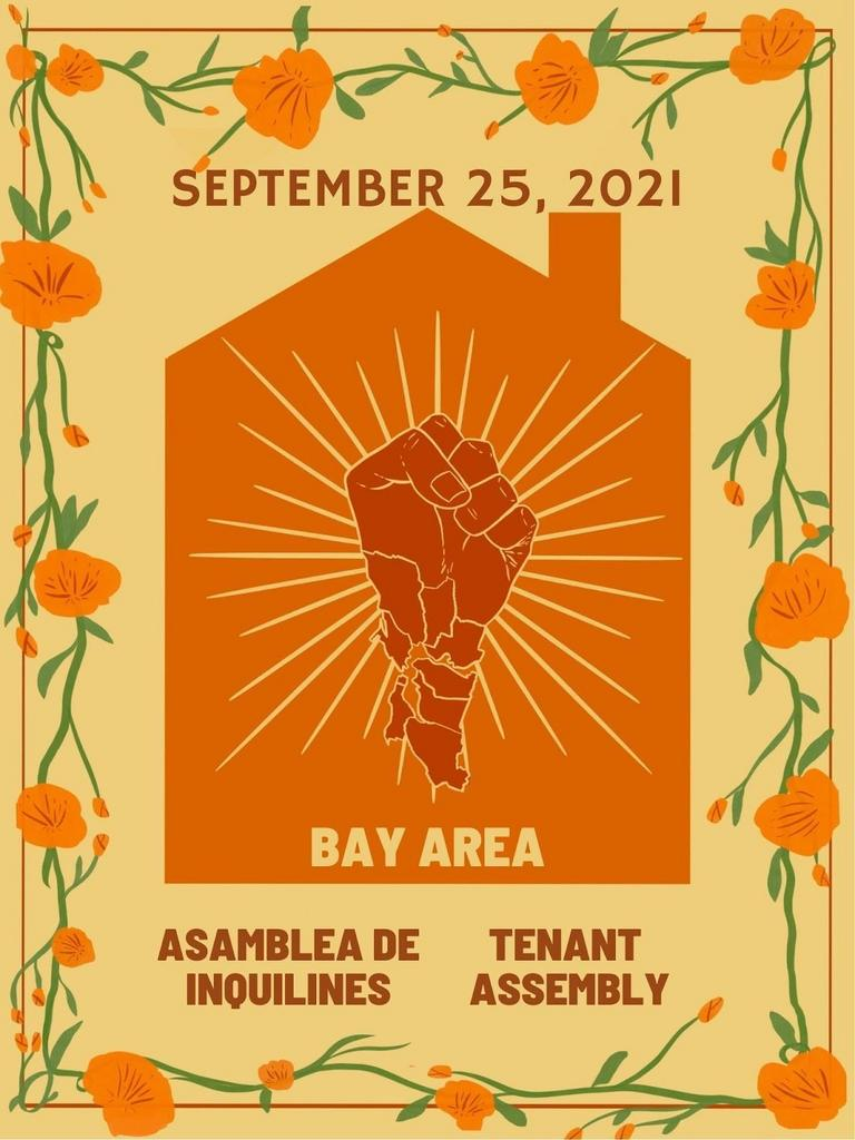 Bay Area Tenant Assembly @ Concord Community Park