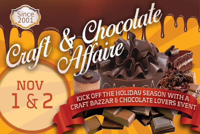 Craft & Chocolate Affaire 2019 800X540