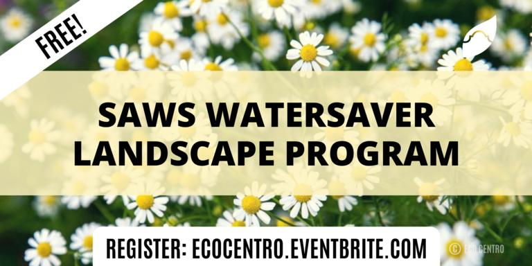 SAWS Watersaver Landscape Program