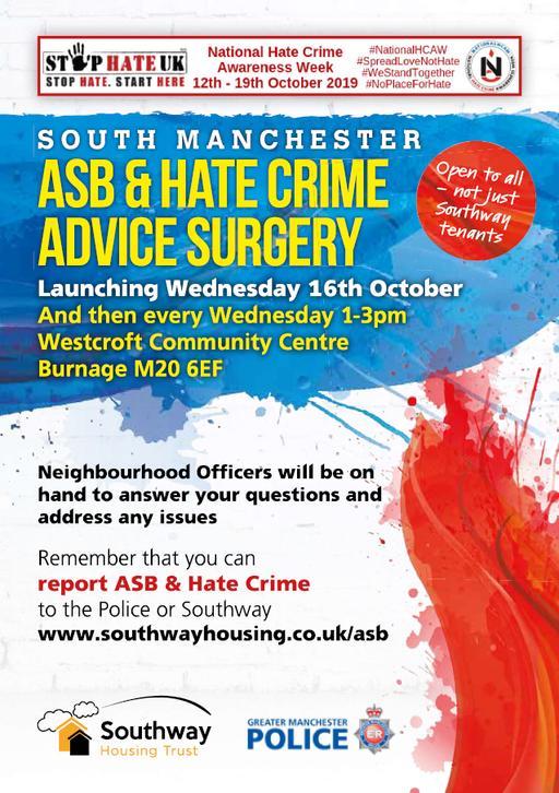 Hate Crime week poster