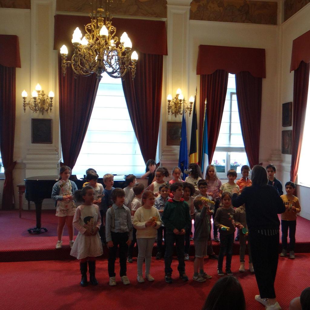 Openingsconcert in Ukkel @ Gemeentehuis van Ukkel