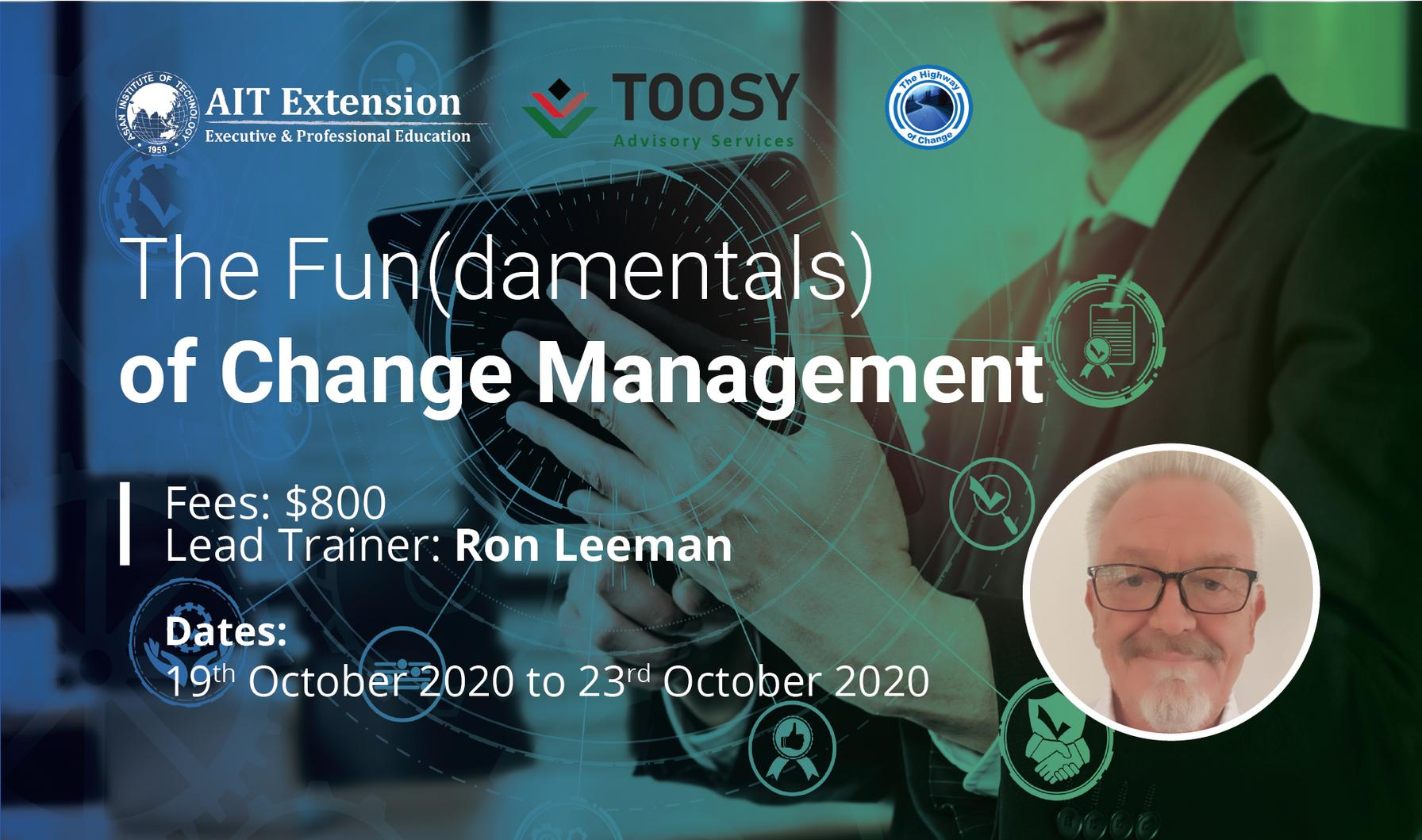 3-Change Management_Banner_19 Oct - 23 Oct 2020