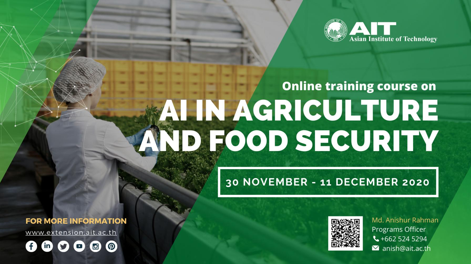 1_AI in Agriculture and Food Security