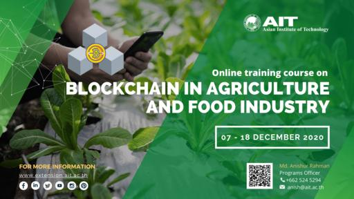 2_Blockchain in Agriculture and Food Industry