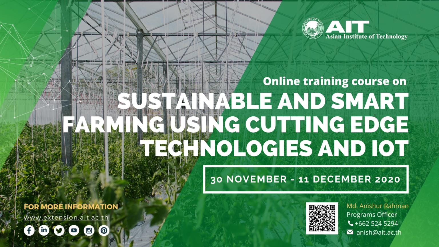 3_Sustainable and Smart Farming using Cutting Edge Technologies and IoT