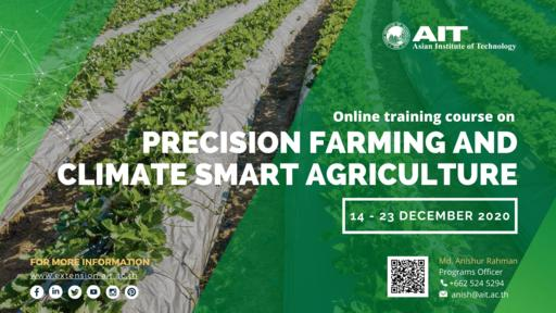 5_Precision Farming and Climate Smart Agriculture