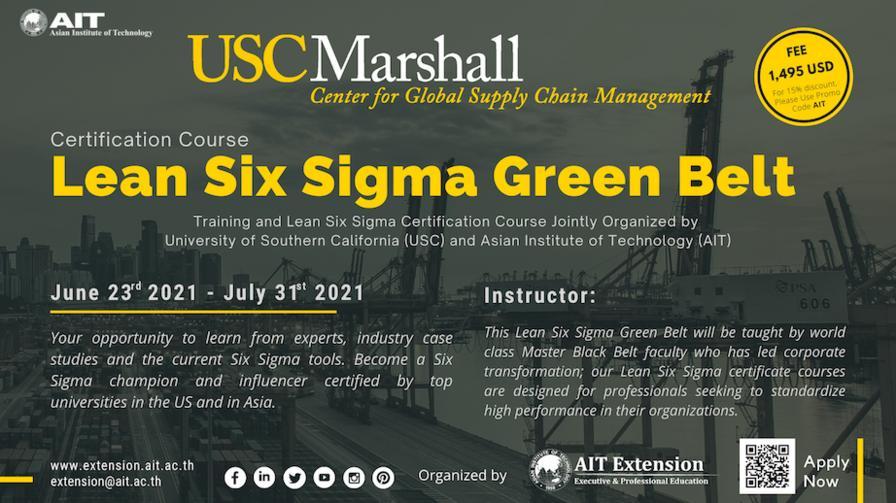 Lean Six Sigma Green Belt Course - Banner-6 copy