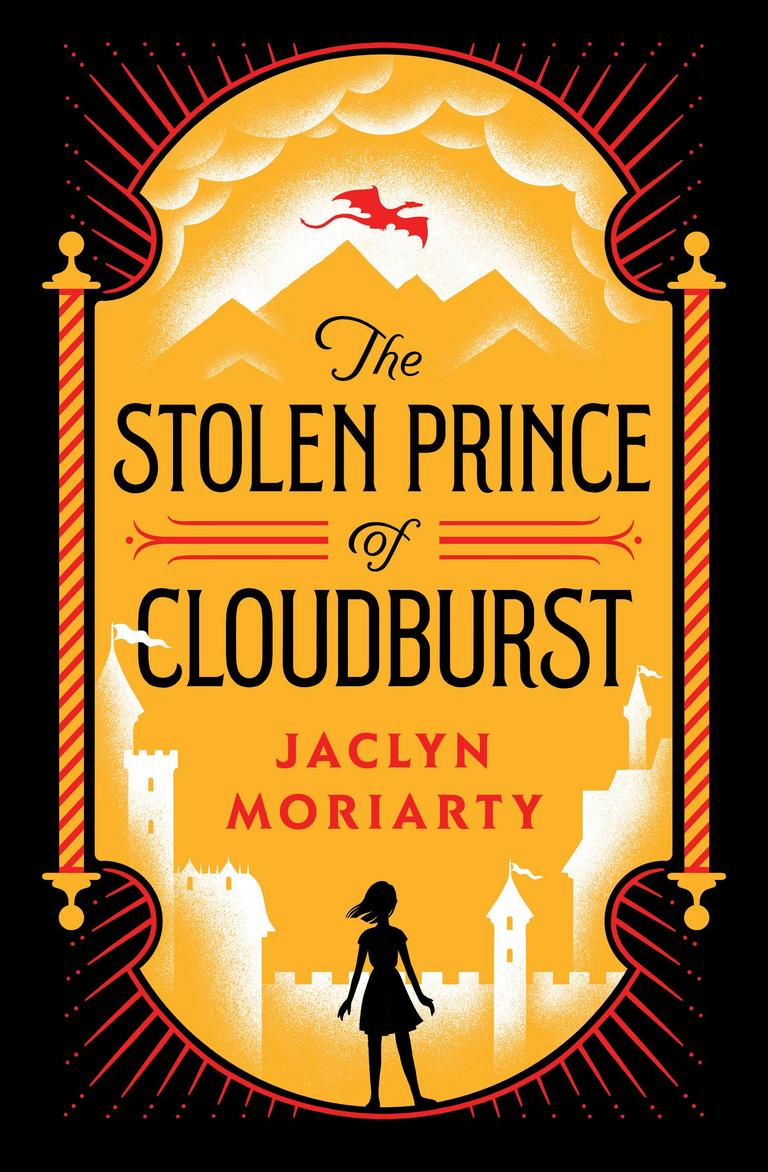 The Stolen Prince of Cloudburst with Jaclyn Moriarty